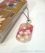 桜ピンクレッド