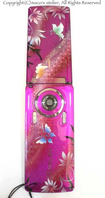 画像1: 蝶々と洋柄