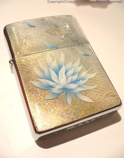 画像1: 花と蝶(両面アート)