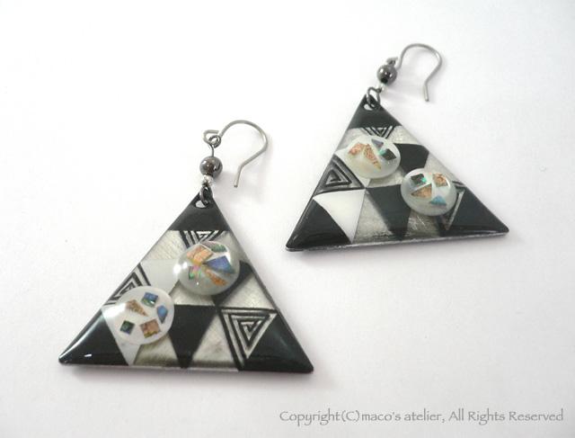 画像1: Shell in Triangle