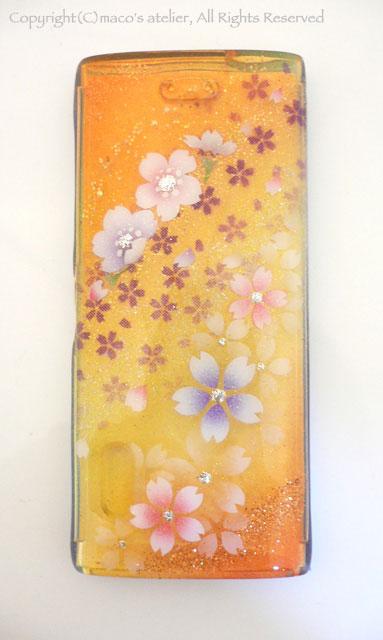 画像1: I pod nano カバー:桜