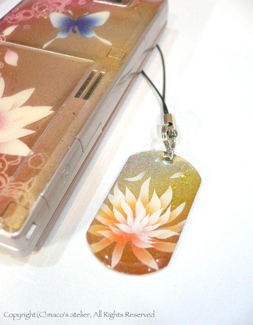 画像1: 水中花 オレンジ